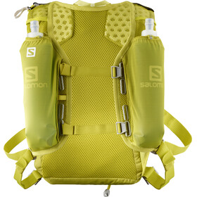 Salomon Agile 6 Backpack Set citronelle/sulphur spring